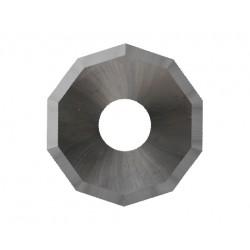 CUCHILLA DECAGONAL Z50 25 mm.